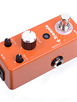 EX TC-43 Micro Guitar Effect Pedals E-Tremolo Guitar Effects Pedal Full Metal Shell  Free Connector