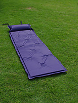 Moistureproof/Moisture Permeability Inflated Mat Purple Camping Oxford