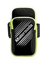 5.0 inch L Handy-Tasche Andere Armband Sporttasche / Yogatasche Klettern Fitness Autorennen Reisen Laufen Yoga Draußen LeistungSkifest