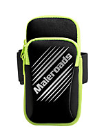 5.0 inch L Gym Bag / Yoga Bag Cell Phone Bag Others Armband Climbing Fitness Racing Yoga Traveling Running Outdoor PerformanceWearable