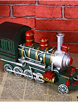 The locomotive decorative furnishing articles furnishing articles bar coffee shop decoration birthday present