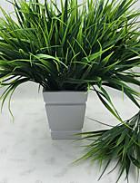 1 Une succursale Plastique Plantes Autres Fleur de Table Fleurs artificielles