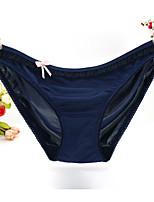 Sexy Couleur Pleine Sous-vêtements MoulantsModal