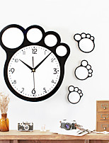 Modern/Contemporary Casual Animals Nautical Wall Clock,Novelty Metal Wood 30 Indoor/Outdoor Indoor Clock