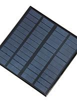 Liangguang Solarpanel Ladegerät für Outdoor 3W 12V