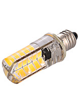 1Pcs YWXLight® E11 3W 40LED 5730SMD 200-300 LM Warm White Cool White  LED Silica Gel Lamp AC 110V/AC 220V