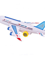 Planes & Helicopter Toys Car Toys 1:60 Plastic White Model & Building Toy