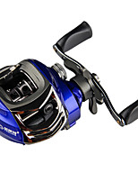 Fishing Reel Baitcast Reels 6.3:1 11 Ball Bearings Right-handed Sea Fishing Bait Casting Freshwater Fishing-YLT100