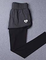 Damen Laufen Atmungsaktiv Sommer Übung & Fitness Seide Kleidung Schlank Innen Outdoor Kleidung Athlässigkeit Sportkleidung Klassisch