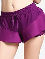 Mulheres Corrida Calças Respirável Anti-Irradiação Compressão Redutor de Suor Primavera Verão Outono Ioga Corrida Terylene Apertado