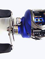 Molinetes de Pesca Molinetes Rotativos 5.2:1 11 Rolamentos Destro Pesca Geral-GB2000
