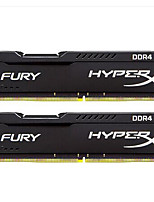 Kingston RAM 8GB Kit (4GB*2) DDR4 2133MHz Desktop Memory HX421C14FBK2/8 PnP