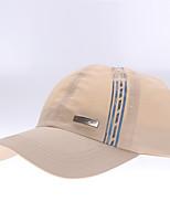 Men's Cotton Blend Baseball Cap,Casual Print All Seasons
