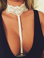Mulheres Bijuteria de Corpo Cadeia corpo / Cadeia de barriga Moda Mistura de Poliéster/Linho Jóias Para Dia a Dia Encontro Para Noite