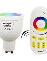 беспроводной пульт дистанционного управления мобильным WiFi управления gu10 умный мяч пузырь