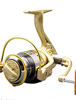 Fishing Reel Spinning Reels 5.2:1 10 Ball Bearings Right-handed General Fishing-GF3000