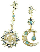 Drop Earrings Alloy Acrylic Statement Jewelry As Picture Jewelry Casual 1 pair