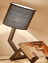 40 Moderno/ Contemporâneo Luminária de Escrivaninha , Característica para Proteção para os Olhos , com Outro Usar Interruptor On/Off