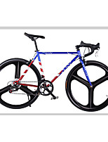 Fixed Gear Bike Cycling 14 Speed 26 Inch/700CC SHIMANO V Brake Non-Damping Non-Damping Aluminium Anti-slip Steel