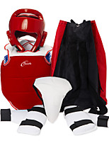 Full Set Taekwondo Protector Thickening For Children And Adult