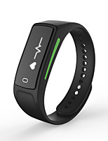 YYV6 Smart Bracelet / SmarWatch /Heart Rate Monitor Smart Bracelet Wristband Sleep Monitor Pedometer Bracelet IP69 Waterproof for IOS Android phone