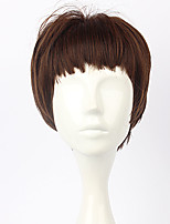 Cosplay Wigs Cosplay Cosplay Brown Short Anime Cosplay Wigs 30 CM Heat Resistant Fiber