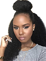 130% Denisty Lace Wigs Virgin Brazilian Human Hair Wigs for Black Women with Baby Hair and Natural Color