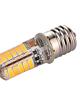 3W E17 Luces LED de Doble Pin T 40 SMD 5730 200-300 lm Blanco Cálido Blanco Fresco Decorativa AC110 AC220 V 1 pieza