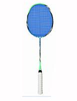 Badmintonschläger Verschleißfest Hochfest Hochelastisch Kohlenstoff-Aluminiumlegierung 2 Stücke für Drinnen Draußen Leistung-Other