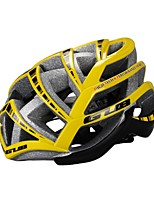 Sports Unisex Bike Helmet 26 Vents Cycling Cycling PC EPS Yellow Green Red Black Blue