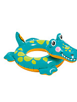 Donut Pool Float Outdoor Fun & Sports Crocodile PVC 5 to 7 Years 8 to 13 Years 14 Years & Up