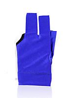 Без пальцев Все Дышащий Анти-скольжение Износостойкий Пригодно для носки Терилен Красный Чёрный Синий