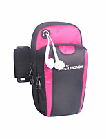 Cell Phone Bag for Camping & Hiking Climbing Jogging Cycling/Bike Traveling Running Sports BagQuick Dry Lightweight Wearable Compact-Random color