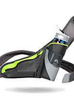 0.4 L Riñoneras Pack de Hidratación y Bolsa De Agua Bolsa de cinturónAcampada y Senderismo Pesca Escalar Fitness Carreras Deportes de