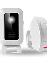 M7 Пластик Невизуальные дверной звонок Беспроводной Дверные звонки и системы оповещения