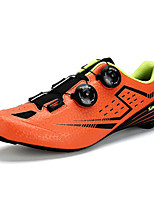 SANTIC S12021 Baskets Chaussures Vélo / Chaussures de Cyclisme Chaussures de Vélo de Route HommeAntidérapant Antiusure Ultra léger (UL)