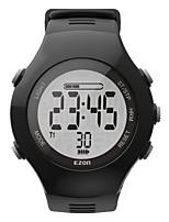 Новое прибытие ezon t043 оптический датчик частоты пульса монитор фитнес цифровые часы шагомер калория счетчик мужчины женщины спортивные