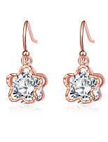 Earrings Set Rhinestone Copper Rhinestone Fashion Others Jewelry Daily Casual 1 pair