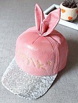 Girl's Lovely Fashionable Elegant Lovely Fashion Cool Baseball  Sequins Duck Tongue Cap