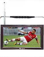 nova chegada portátil 9 polegadas TV DVB-T / t2 para o presente pais crianças