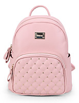 Women PU Sports Casual Event/Party Outdoor Office & Career Shopping Backpack All Seasons