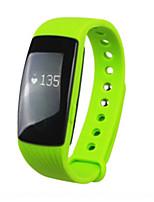 dynamische sesshafte Blutsauerstoffdruck Müdigkeit Überwachung Pedometer Herzfrequenz Erinnerung ip67 wasserdichte intelligente Armband