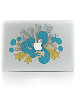 For MacBook Air 11 13/Pro13 15/Pro With Retina13 15/MacBook12 City Decorative Skin Sticker Glow in The Dark