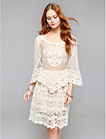 Women's Wrap Ponchos Lace Wedding Party/ Evening Lace