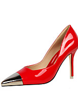 Heels Spring Summer Fall Comfort PU Office & Career Party & Evening Dress Stiletto Heel