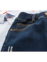 Boys' Casual/Daily School Solid Pants-Nylon Summer Fall