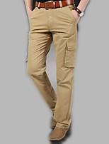 Homme Pantalon/Surpantalon Bas Camping / Randonnée Respirable Pare-vent Printemps Automne Bleu Olive Kaki clair