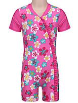 2017 Girls UV Protection Swimsuit Bathing Swimming Suit Swimwear (UPF50) Swimsuit Beach Surf Clothing for 6-36M