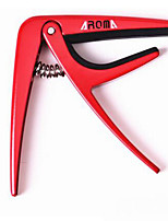 Professional Capos High Class Guitar Acoustic Guitar Ukulele New Instrument Metal Musical Instrument Accessories Red Black White