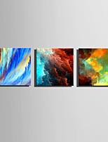 Абстракция Пейзаж Modern Европейский стиль,1 панель Холст Квадратная Печать Искусство Декор стены For Украшение дома